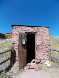 Smokehouse, not an Outhouse
