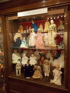More of the creepy dolls.